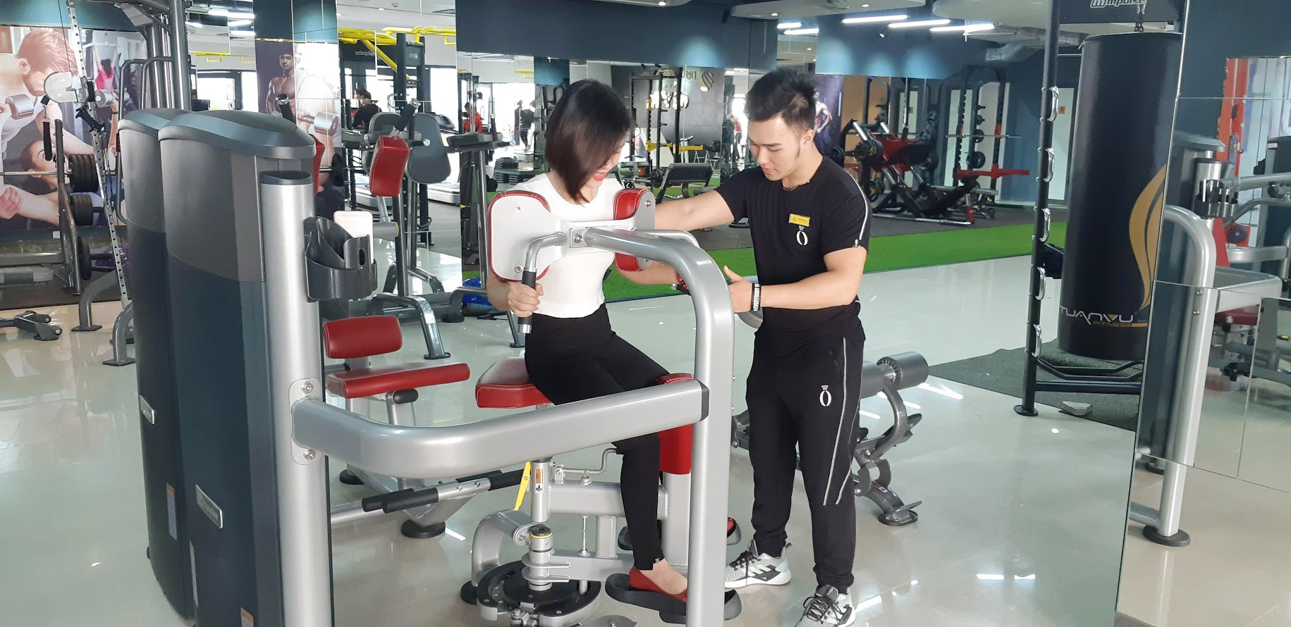 DUC HUY GRAND FITNESS